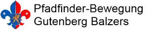 Pfadfinderbewegung Gutenberg Balzers Logo